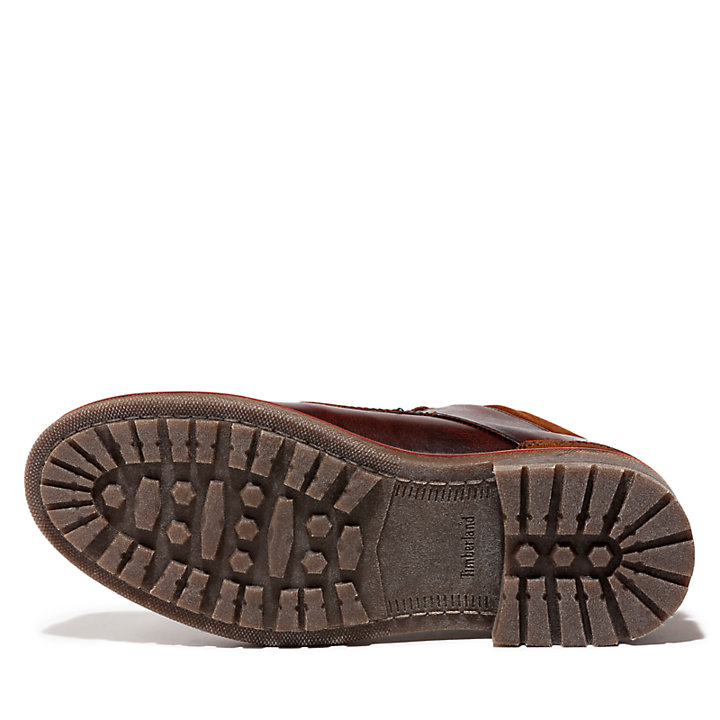 Oakrock Chukka in Brown-