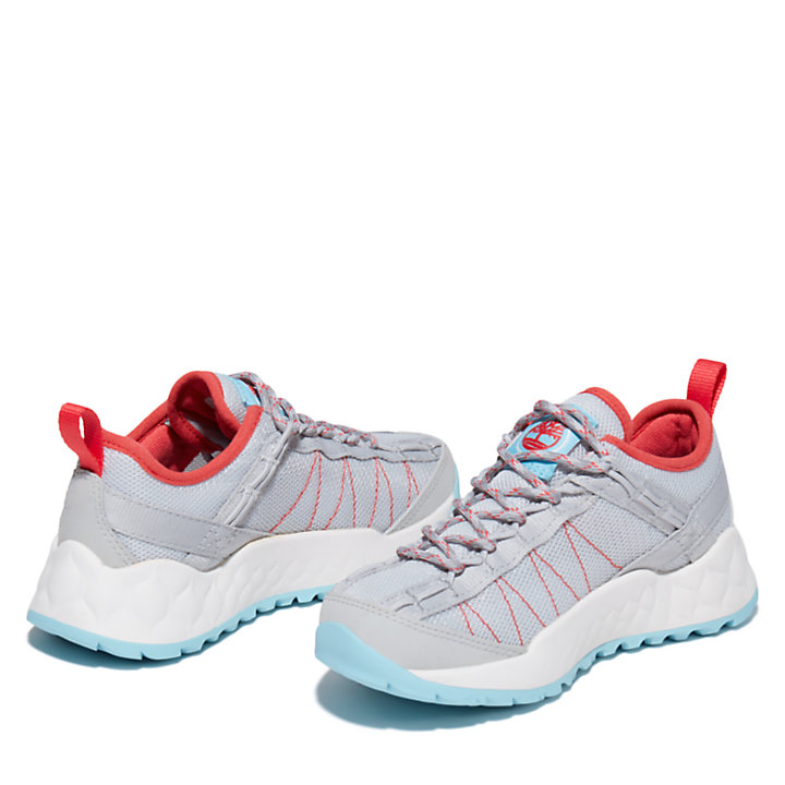 Solar Wave Hiker for Youth in Light Grey-