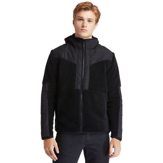 Ecoriginal Fleece Jacket for Men in Black | Timberland