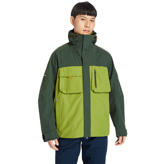 Ecoriginal Waterproof Jacket for Men in Green | Timberland