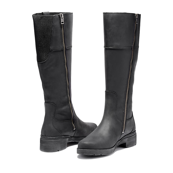 Graceyn Tall Boot for Women in Black-