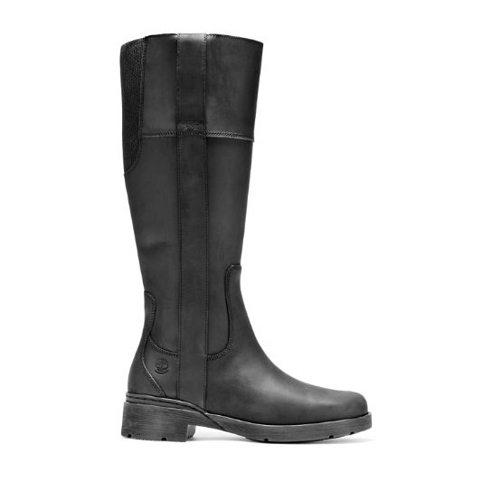 Graceyn Tall Boot for Women in Black | Timberland