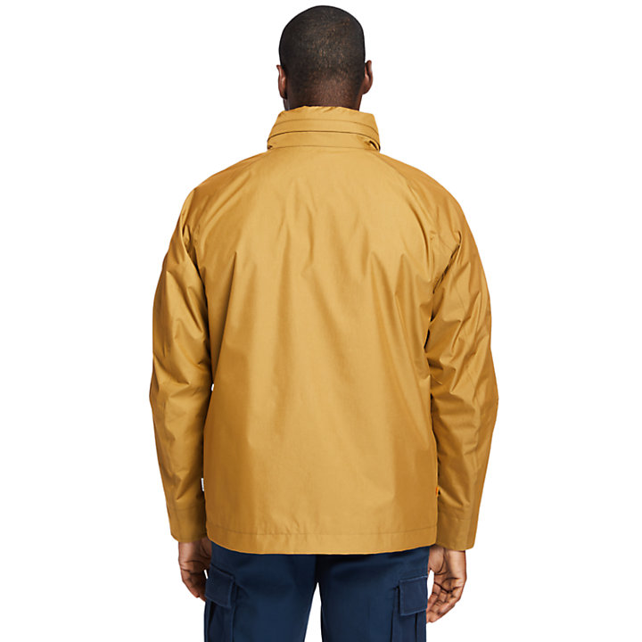 Field Trip Outdoor Jacket for Men in Greige-