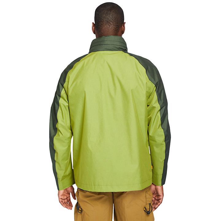 Field Trip Outdoor Jacket for Men in Green-