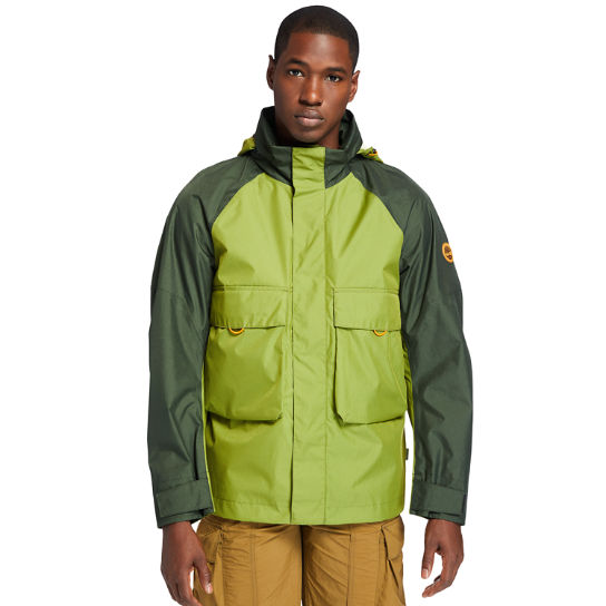 Field Trip Outdoor Jacket for Men in Green | Timberland