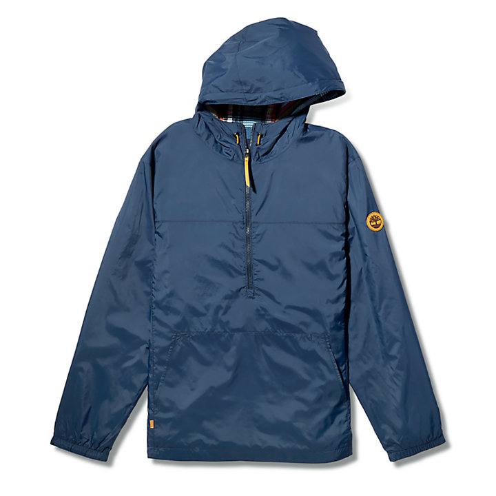 Field Trip Reversible Jacket for Men in Blue-