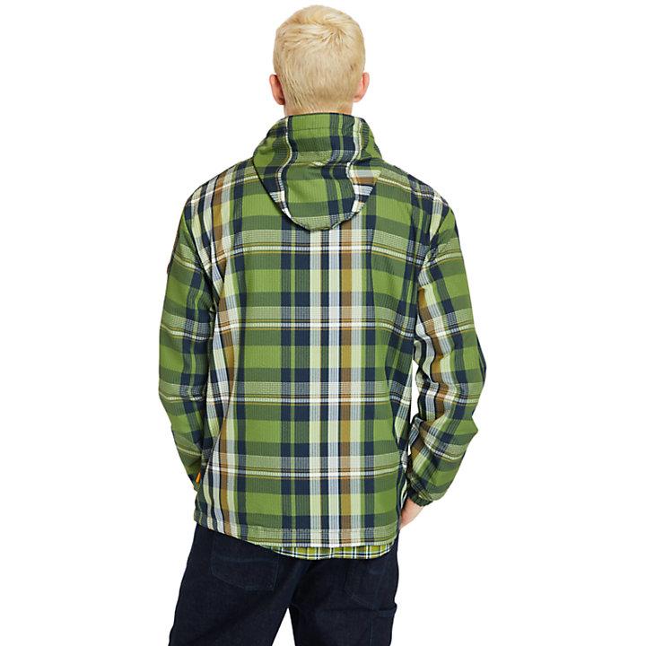 Chaqueta Reversible Field Trip para Hombre en verde-