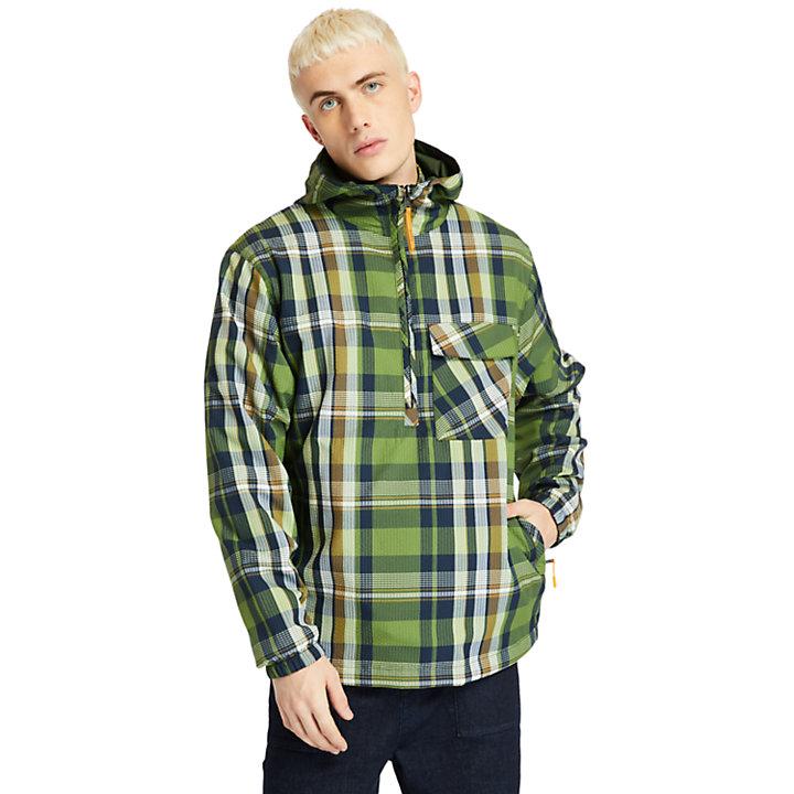 Giacca Double-Face da Uomo Field Trip in verde-