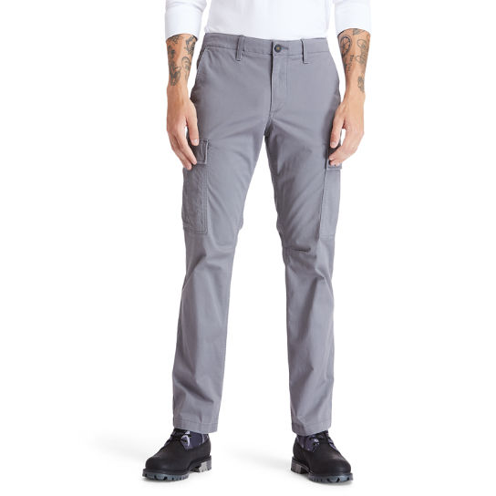 Squam Lake Cargo Trousers for Men in Grey | Timberland