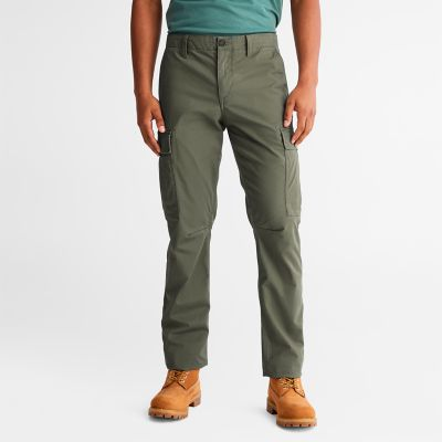 Squam+Lake+Cargo+Trousers+for+Men+in+Green