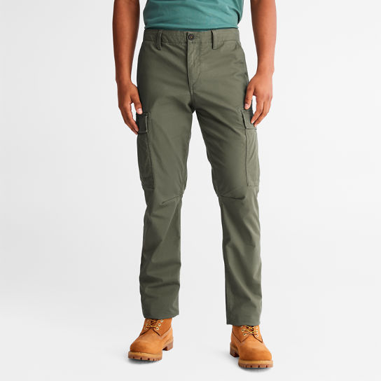 Squam Lake Cargo Trousers for Men in Green | Timberland