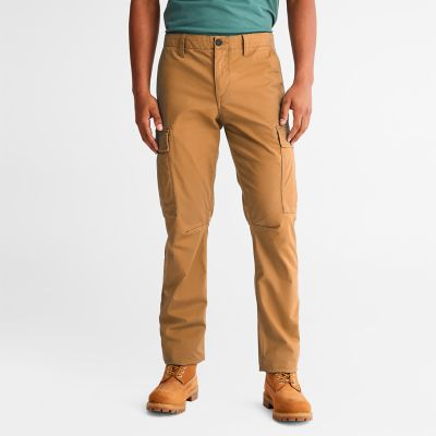 Squam+Lake+Cargo+Trousers+for+Men+in+Yellow