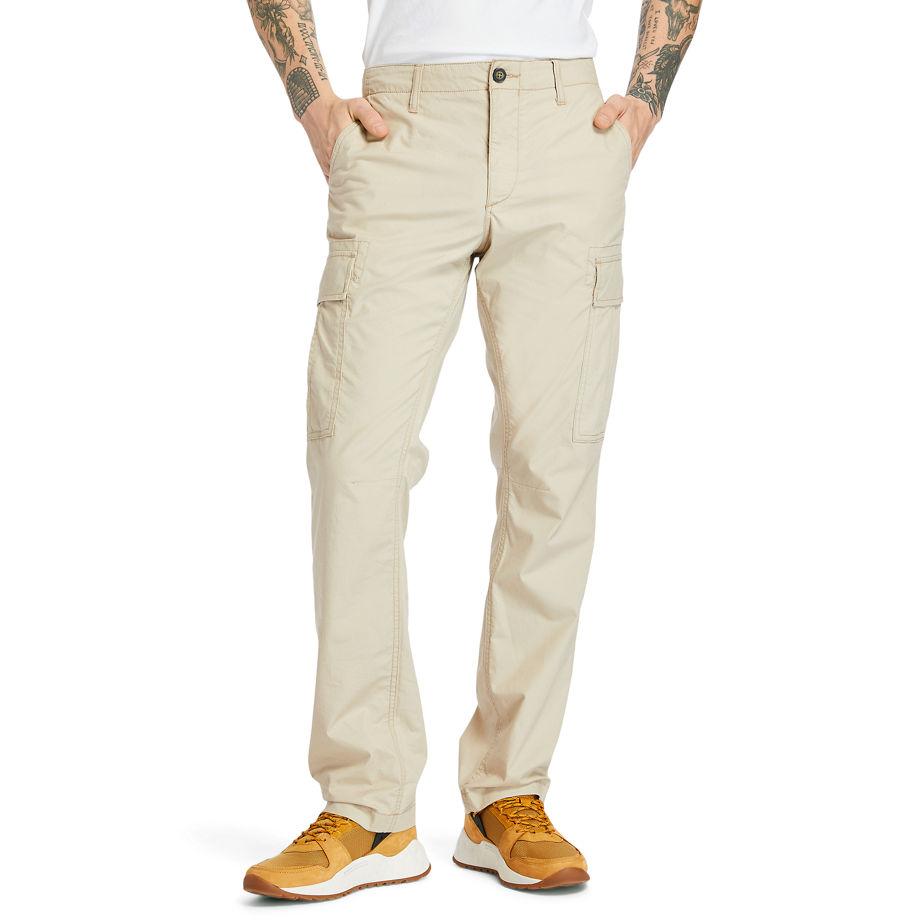 Pantalon Cargo En Popeline En , Taille 33x34 - Timberland - Modalova