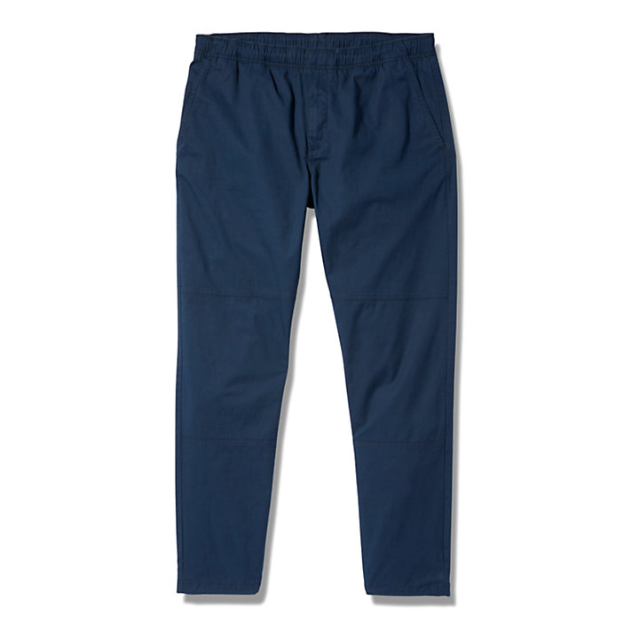 Field Trip Joggers for Men in Navy-