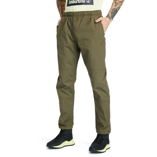 Field Trip Joggers for Men in Green | Timberland