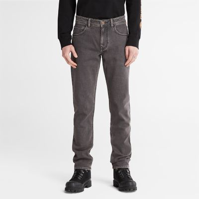 Sargent+Lake+Washed+Jeans+for+Men+in+Dark+Grey