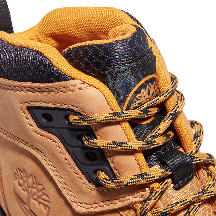 Solar Wave Hiker Boot for Youth in Yellow-