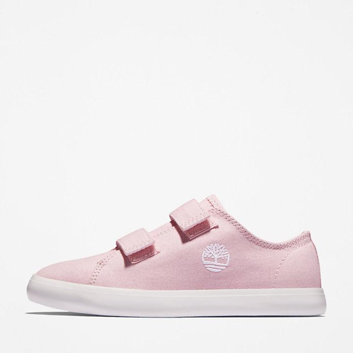 Oxford de Tiras Newport Bay para Niño (de 30,5 a 35) en rosa-