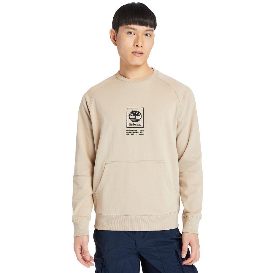 Sweat-shirt À Poche Kangourou En , Taille XL - Timberland - Modalova