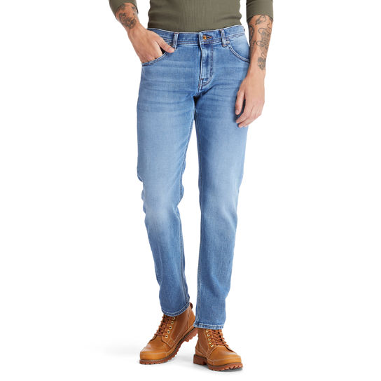 Tacoma Stretch Jeans for Men in Blue | Timberland