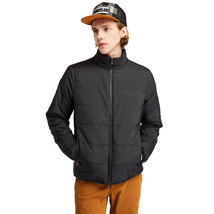 Snowdon Peak 3-in-1 M65 Jacket for Men in Black-
