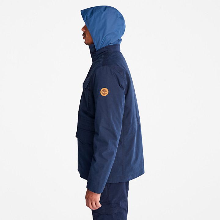 Snowdon Peak 3-in-1 M65 Jacke für Herren in Navyblau-
