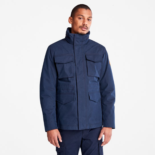 Snowdon Peak 3-in-1 M65 Jacket for Men in Navy | Timberland
