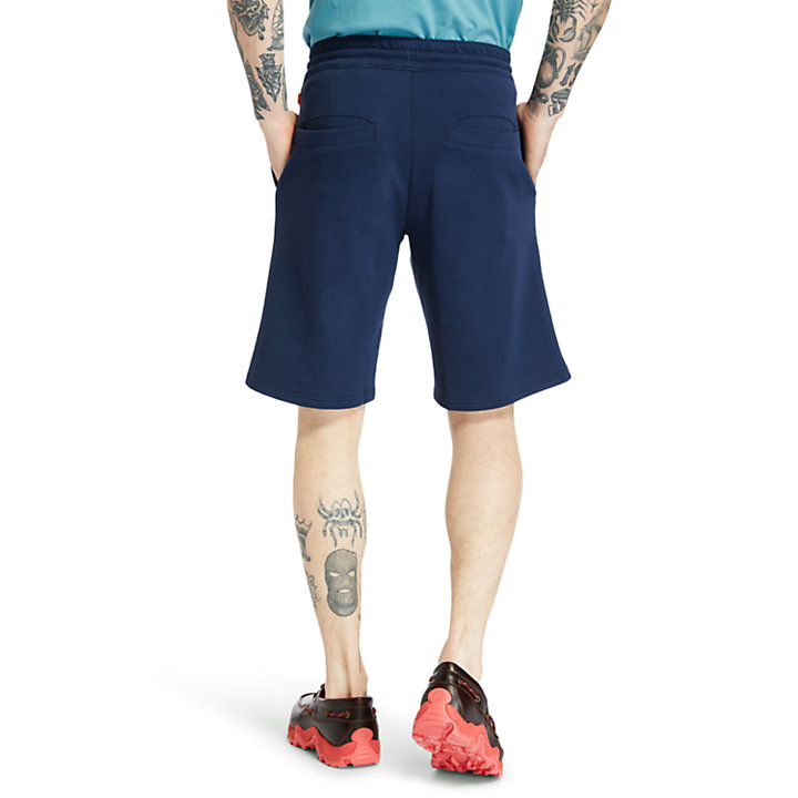 Summer Sweatshorts for Men in Navy-