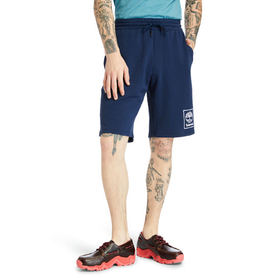 Summer Sweatshorts for Men in Navy | Timberland