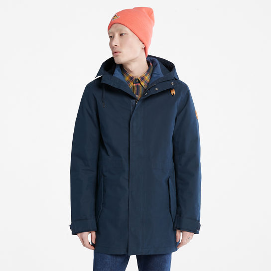 Snowdon Peak 3-in-1 Parka for Men in Navy | Timberland