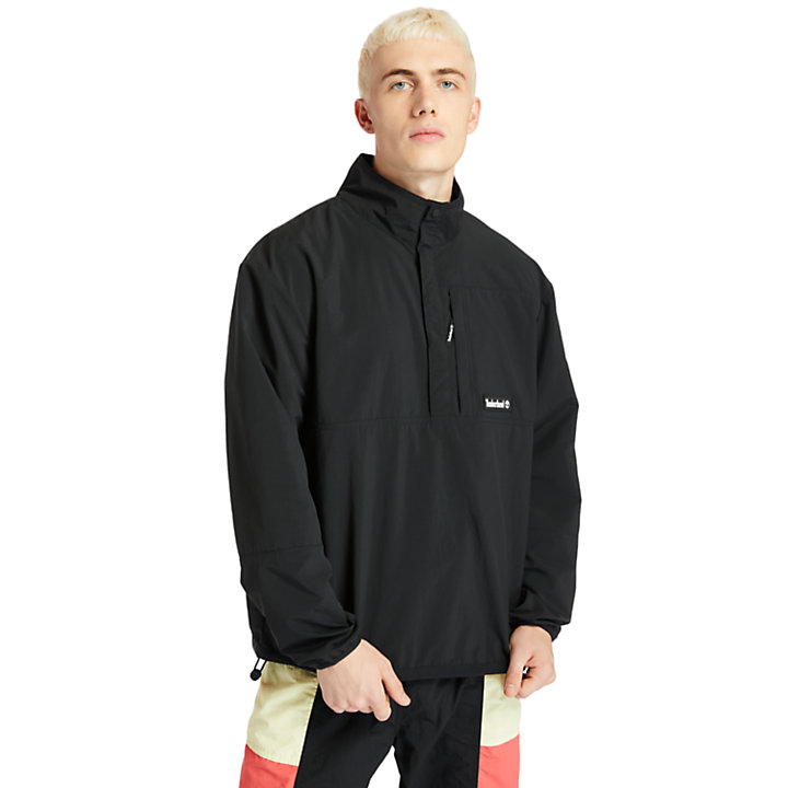 Outdoor Archive Anorak in Men in Black-