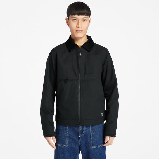 Chore Jacket for Men in Black | Timberland