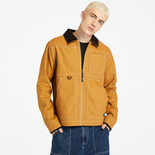 Chore Jacket for Men in Yellow | Timberland