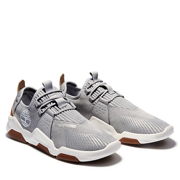 Earth Rally Oxford for Men in Grey-