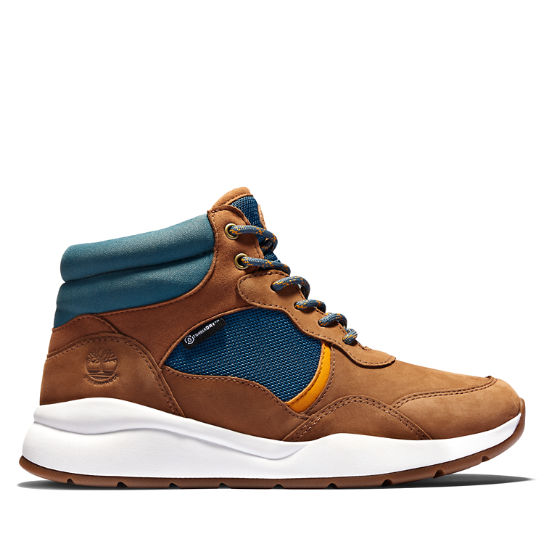 Boroughs Project Mid Hiker for Women in Light Brown | Timberland