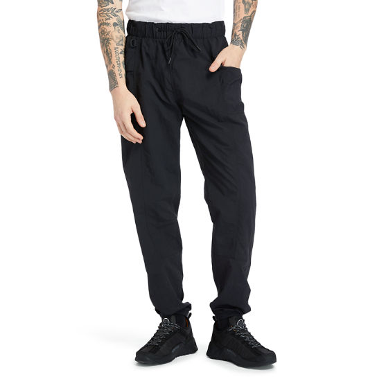 Outdoor Archive Trail Tracksuit Bottoms for Men in Black | Timberland