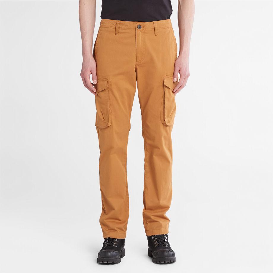 Pantalon Cargo En Sergé En , Taille 28x34 - Timberland - Modalova