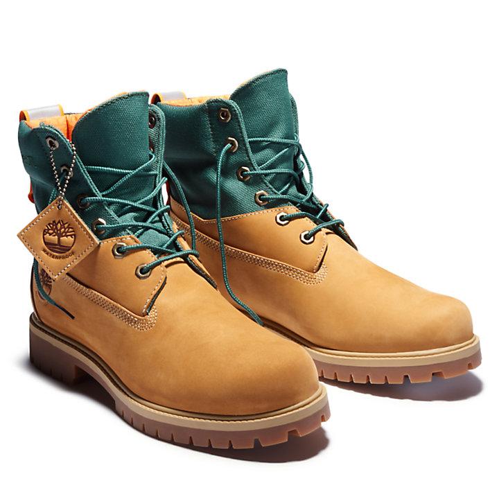 6 Inch Premium ReBOTL™ Boot for Men in Yellow-