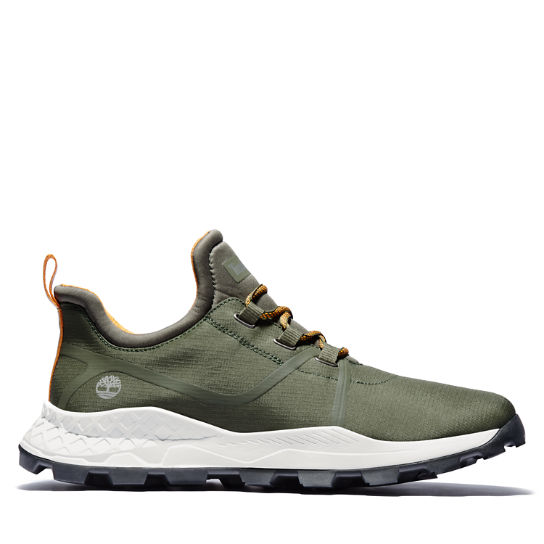 Brooklyn Fabric Oxford for Men in Green | Timberland