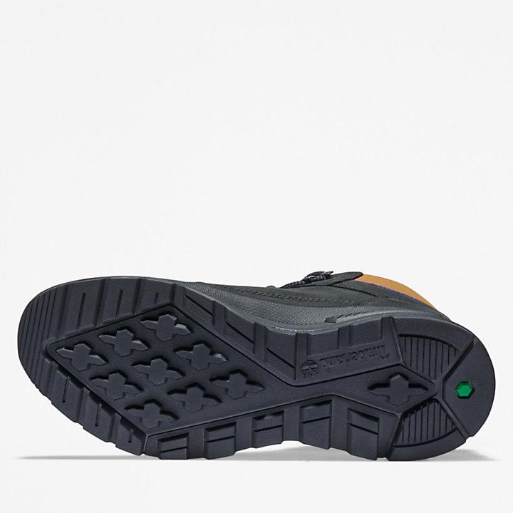 Field Trekker Chukka voor heren in zwart/geel-