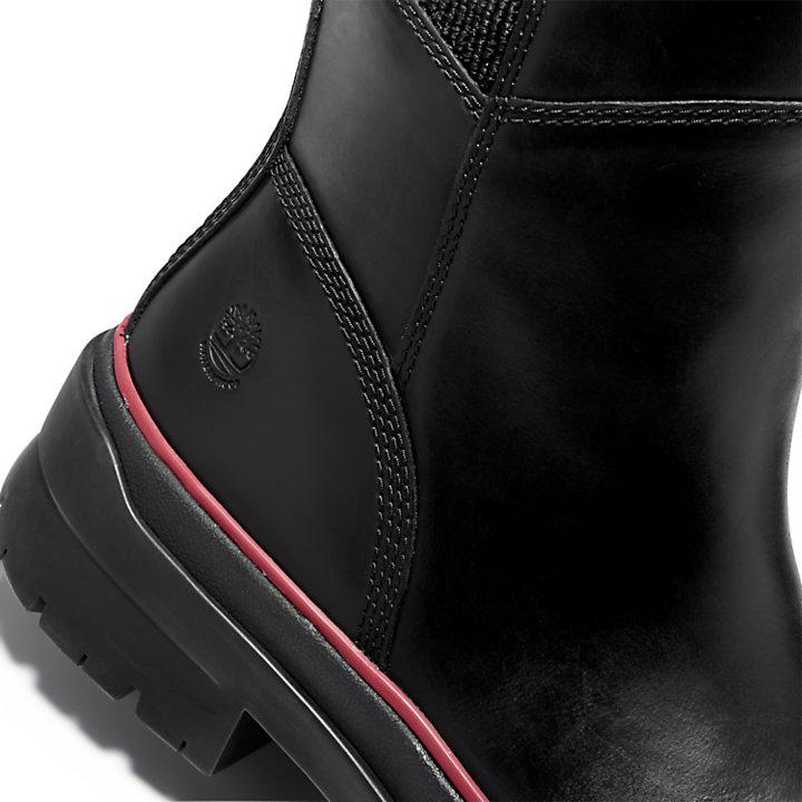 Bota Alta Malynn para Mujer en color negro-