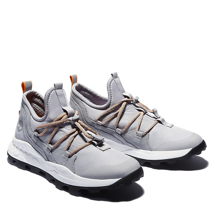 Brooklyn Super Sneaker für Herren in Grau-