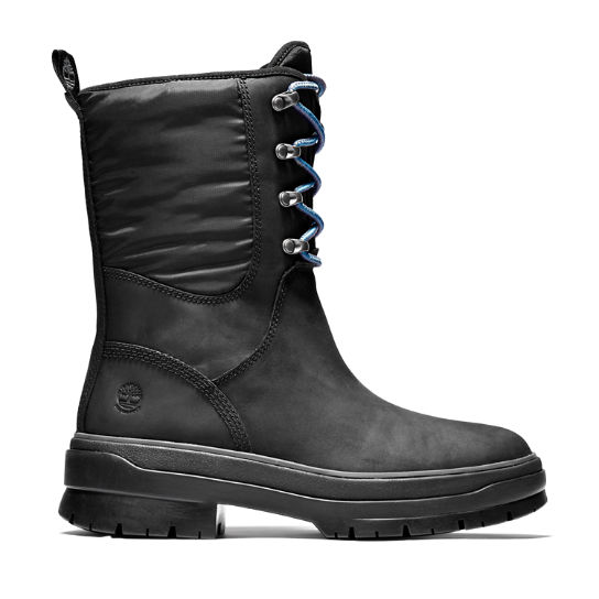 Malynn High Boot for Women in Black | Timberland