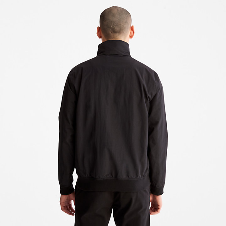 Mount Lafayette Bomber Jacket for Men in Black-
