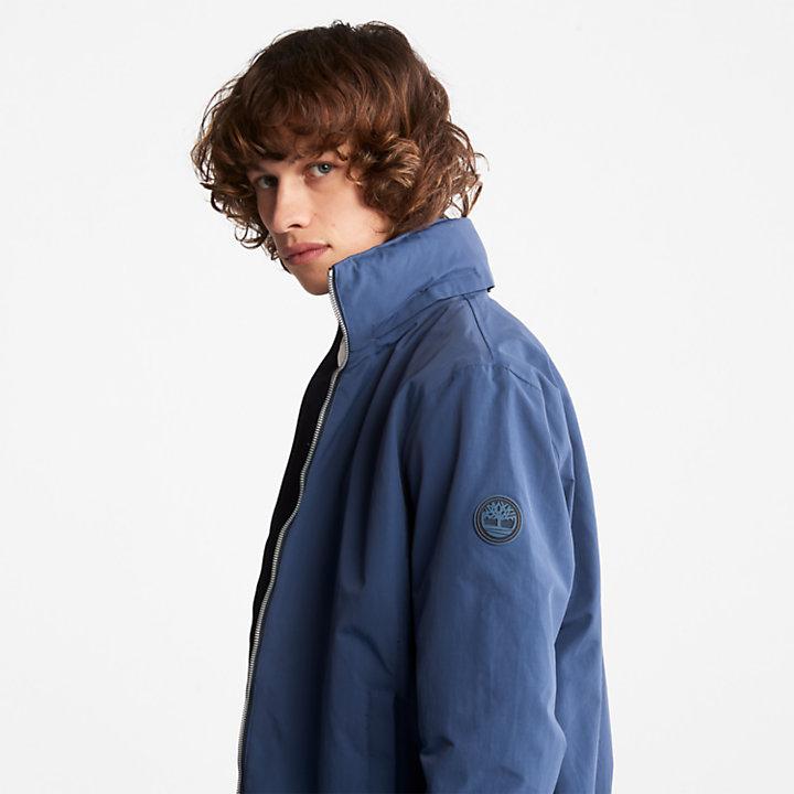 Mount Lafayette Bomber Jacket for Men in Blue-