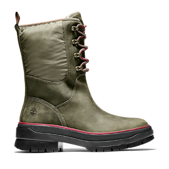 Malynn High Boot for Women in Green | Timberland