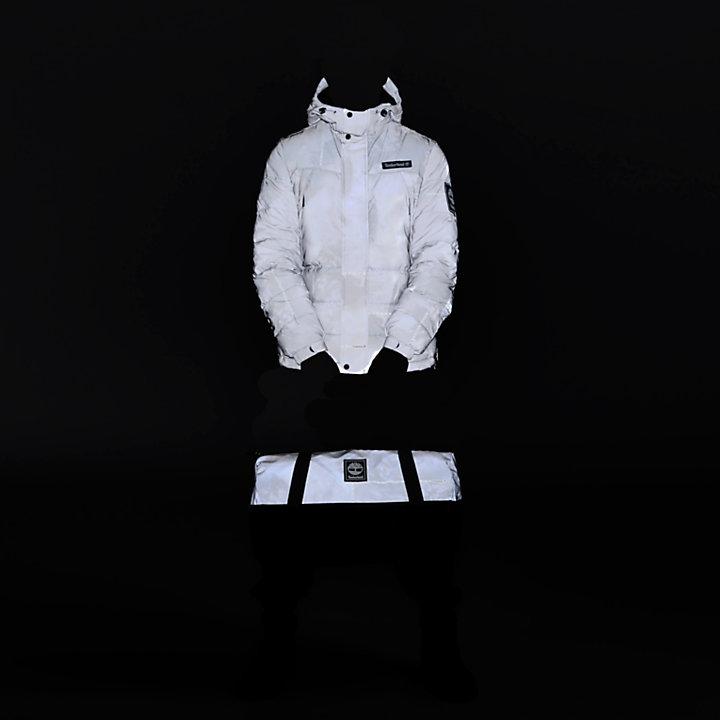 Doudoune Climate Pack pour homme avec imprimé météo-