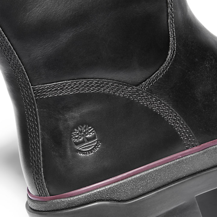 Malynn Winter Boot for Women in Black-
