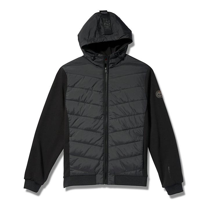 Giacca Ibrida da Uomo Mount Cabot colore nero-