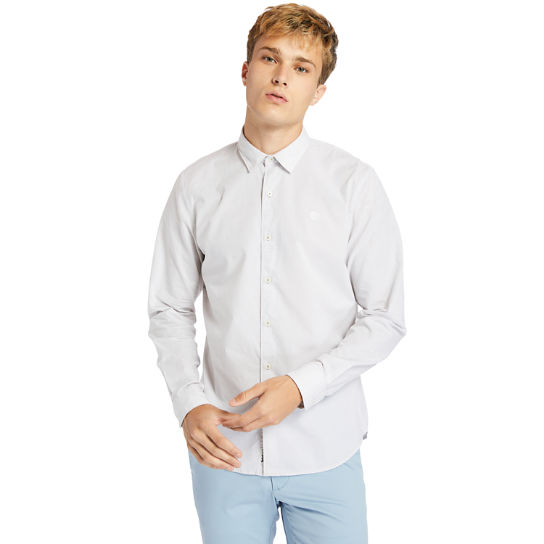 Tioga River Shirt for Men in Grey | Timberland